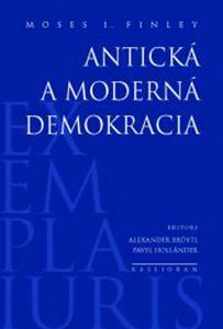 Obrázok Antická a moderná demokracia