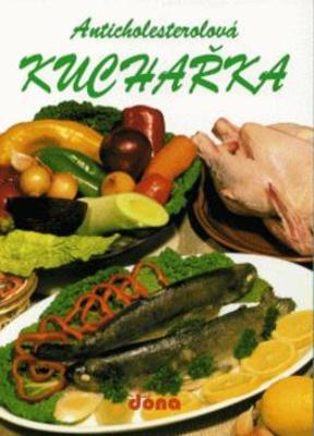 Obrázok Anticholesterolová kuchařka