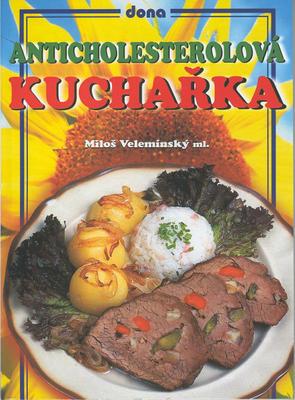 Obrázok Anticholesterolová kuchařka nové vydání