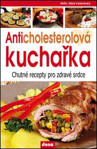 Obrázok Anticholesterová kuchařka
