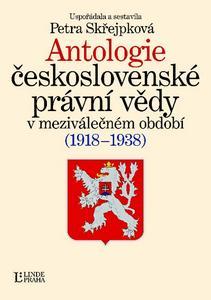 Obrázok Antologie československé právní vědy