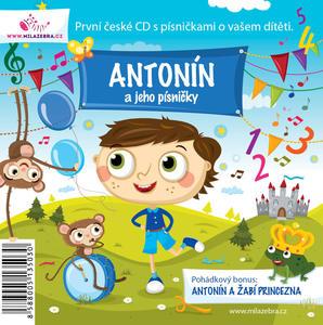 Obrázok Antonín a jeho písničky