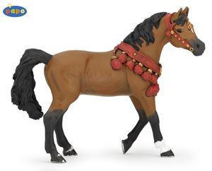 Obrázok Arabský kůň s ozdbou