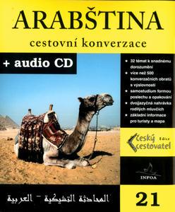 Obrázok Arabština cestovní konverzace+CD