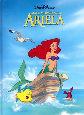 Obrázok Ariela malá mořská víla