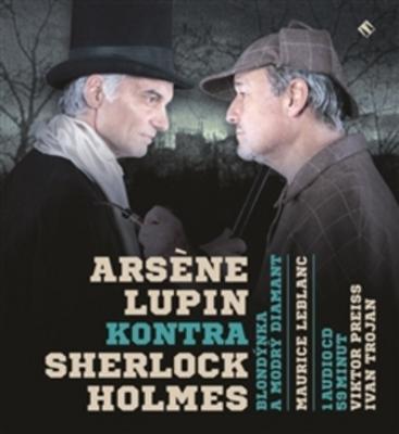 Obrázok Arsen Lupin kontra Sherlock Holmes