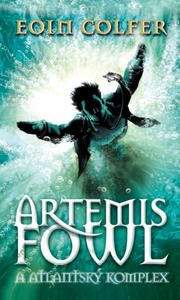 Obrázok Artemis Fowl a atlantský komplex