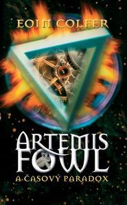 Obrázok Artemis Fowl a časový paradox