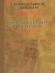 Obrázok Assemanov evanjeliár a kalendár Evangeliarium Assemani