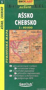 Obrázok Ašsko Chebsko 005 1:50 000