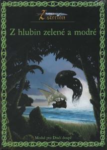 Obrázok Asterion-Z hlubin zelené a modré