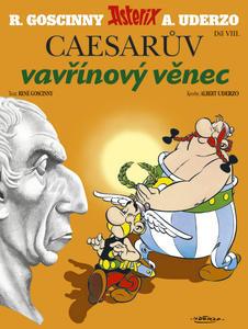 Obrázok Asterix a Caesarův vavřínový věnec