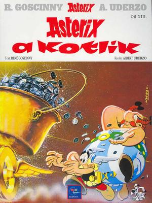 Obrázok Asterix a kotlík