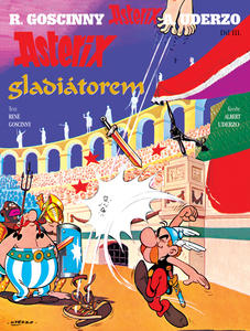 Obrázok Asterix  Gladiátorem