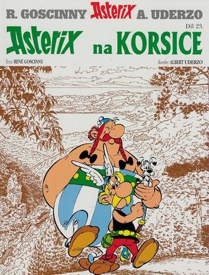 Obrázok Asterix na Korsice