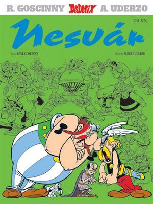 Obrázok Asterix Nesvár
