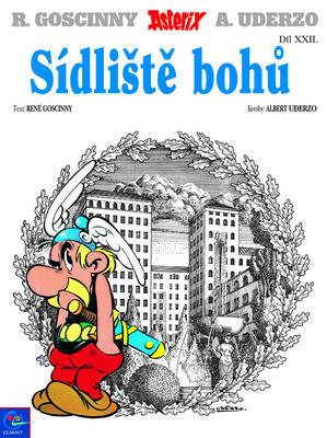 Obrázok Asterix Sidliště bohů