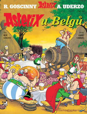Obrázok Asterix u Belgů