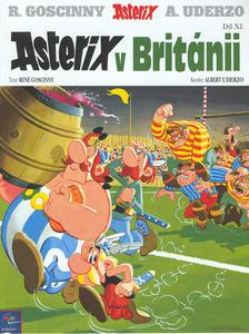 Obrázok Asterix v Británii