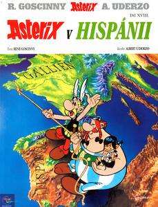 Obrázok Asterix v Hispánii