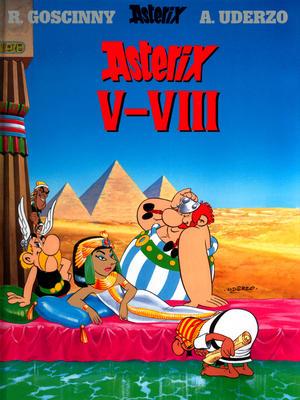 Obrázok Asterix V -  VIII