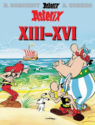 Obrázok Asterix XIII - XVI
