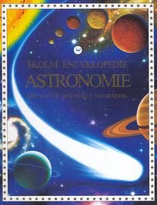 Obrázok Astronomie Školní encyklopedie