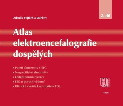 Obrázok Atlas elektroencefalografie dospělých 2. díl