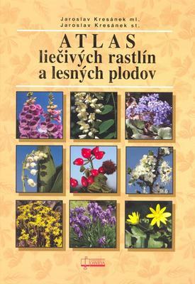 Obrázok Atlas liečivých rastlín a lesných plodov
