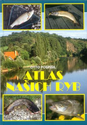 Obrázok Atlas našich ryb