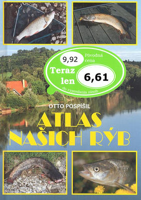 Obrázok Atlas našich rýb