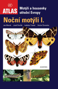 Obrázok Atlas Noční motýli I.
