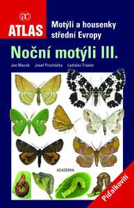 Obrázok Atlas Noční motýli III.