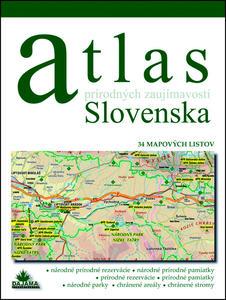Obrázok Atlas prírodných zaujímavostí Slovenska