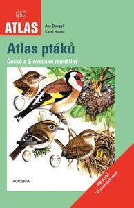 Obrázok Atlas ptáků České a Slovenské republiky