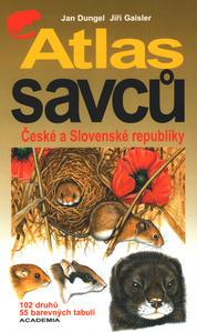 Obrázok Atlas savců České a Slovenské republiky