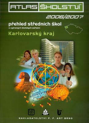 Obrázok Atlas školství 2006/2007 Karlovarský kraj