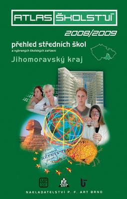 Obrázok Atlas školství 2008/2009 Jihomoravský kraj