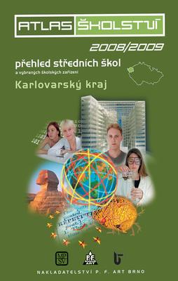 Obrázok Atlas školství 2008/2009 Karlovarský kraj