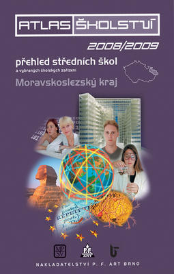 Obrázok Atlas školství 2008/2009 Moravskoslezský kraj