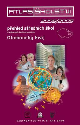 Obrázok Atlas školství 2008/2009 Olomoucký kraj