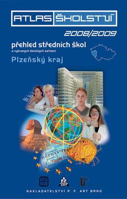 Obrázok Atlas školství 2008/2009 Plzeňský kraj