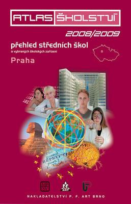 Obrázok Atlas školství 2008/2009 Praha