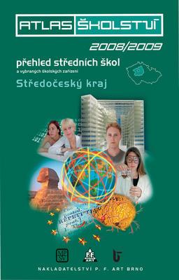 Obrázok Atlas školství 2008/2009 Středočeský kraj