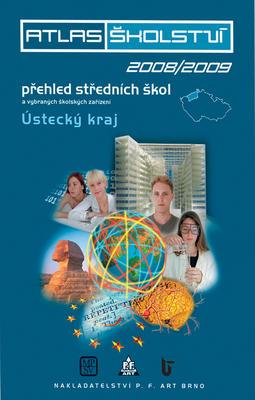 Obrázok Atlas školství 2008/2009 Ústecký kraj
