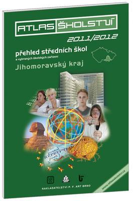 Obrázok Atlas školství 2011/2012 Jihomoravský kraj