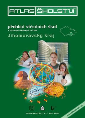 Obrázok Atlas školství 2012/2013 Jihomoravský kraj