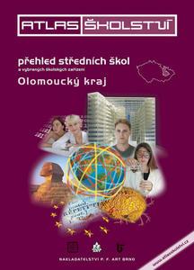 Obrázok Atlas školství 2012/2013 Olomoucký kraj