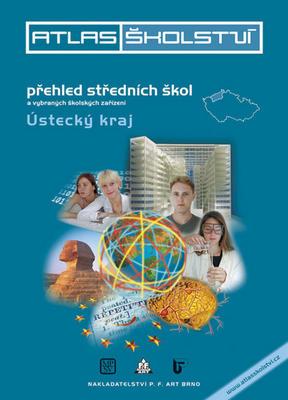 Obrázok Atlas školství 2012/2013 Ústecký kraj