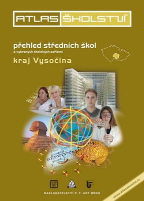 Obrázok Atlas školství 2012/2013 Vysočina